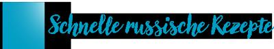 Schnelle russische Rezepte Logo